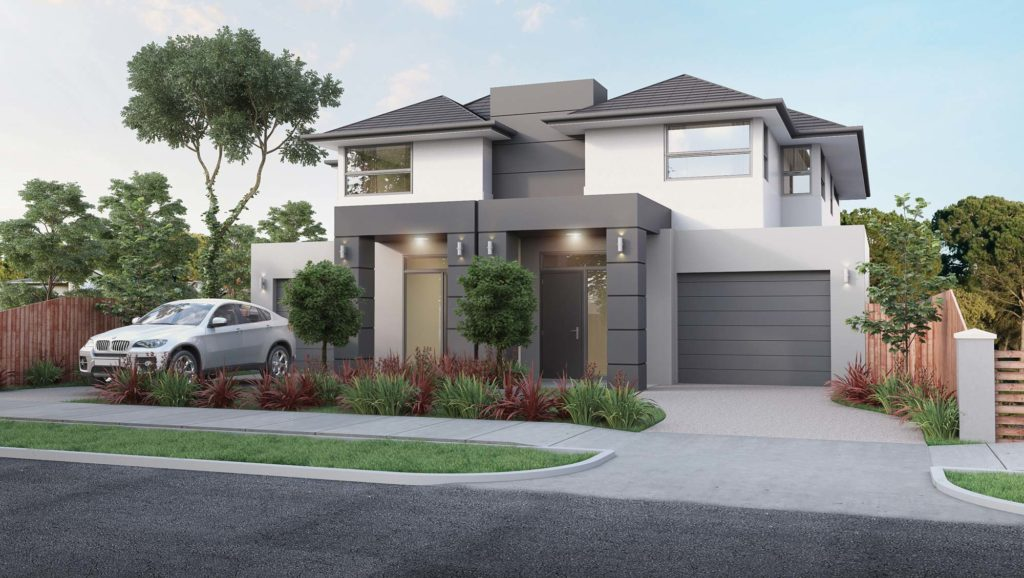 Townhouse Development, Burwood East