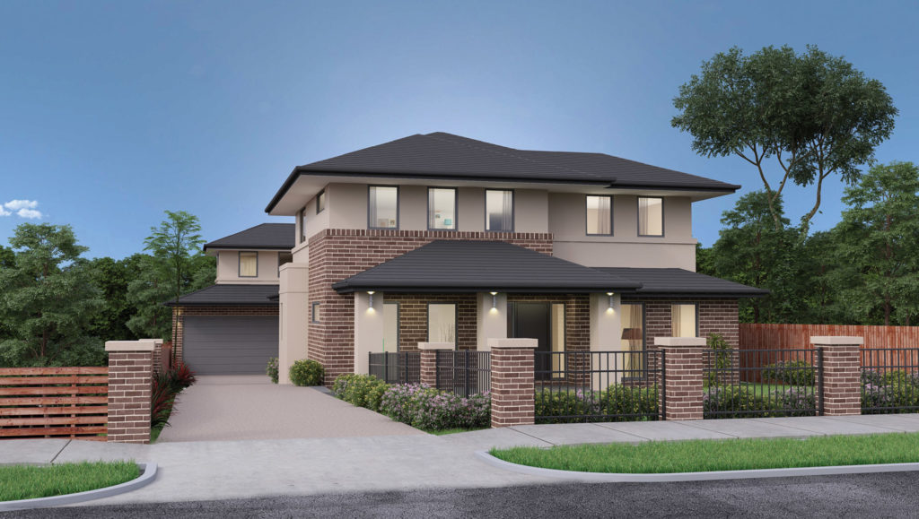 Townhouse Development, Mount Waverley